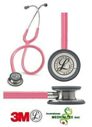 Fonendoscopio Littmann classic III rosa
