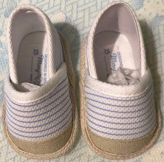 Zapatillas Mayoral bebé talla 15