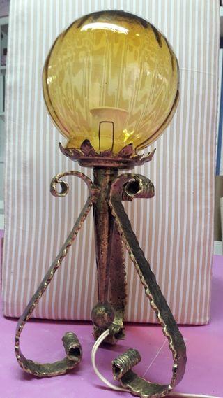 Lámpara vintage 1970