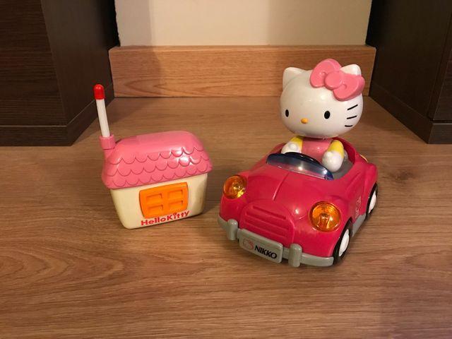 Coche Teledirigido Hello Kitty