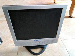 Dos Monitores LCD ordenador por 30 €