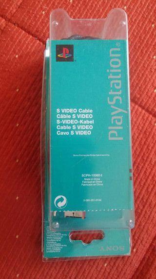 Cable Ps2 S video SCPH-10060 E