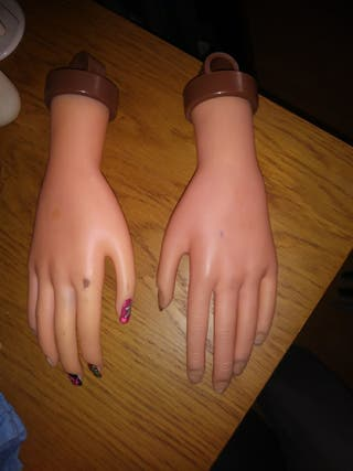 manos manicura