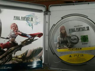 Final Fantasy. XIII