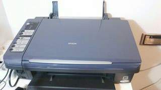 Impresora Epson multifuncion dx7400