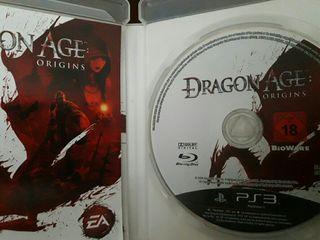 Dragon Age I y II origins