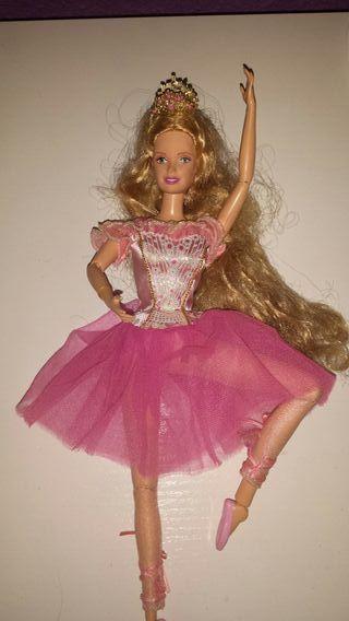 Muñeca Barbie Cascanueces