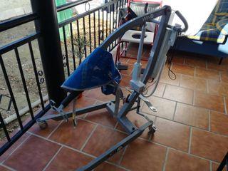 grua electrica para personas con movilidad reducid