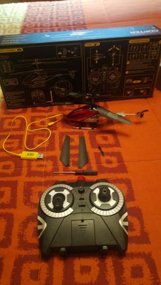 radio control helicopter