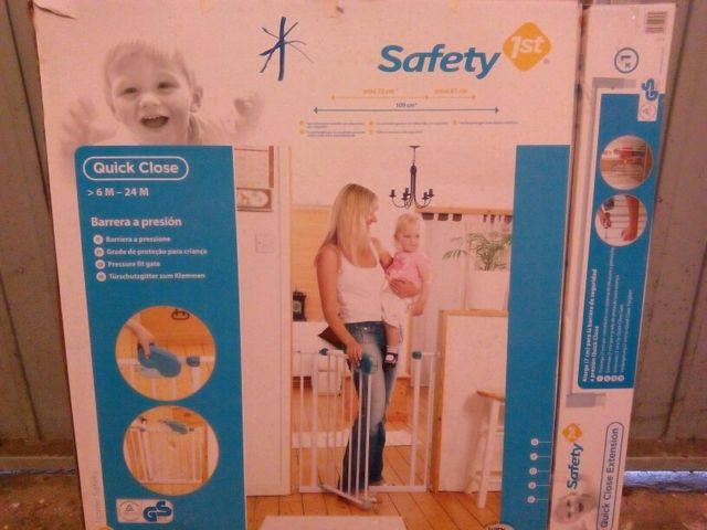 Lidl Barrera De Seguridad Para Niños Safety 1st De Segunda Mano