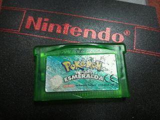 pokemon edicion esmeralda game boy advance