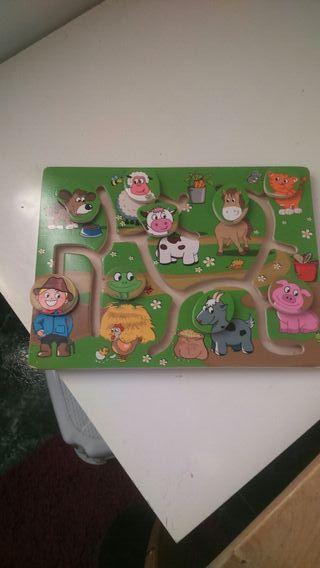 puzzle movil niños