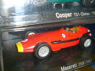 lote de coches formula 1 escala 1/43 . 3 coches
