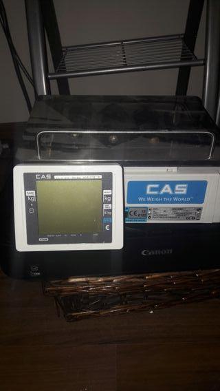 bascula ticket balanza impresora
