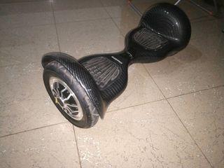 hoverboard de fibra de carbono