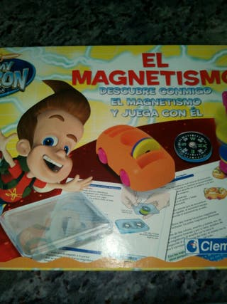Juego magnetismo