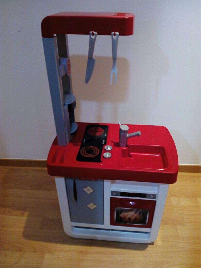 Cocina Bon Ape Smoby | Cocina Smoby Bon Appetit De Segunda Mano Por 20 En Barcelona En