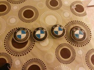 Tapas de buje para llantas de BMW