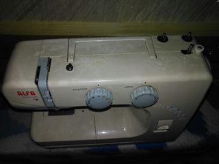 maquina de coser nueba sin uso