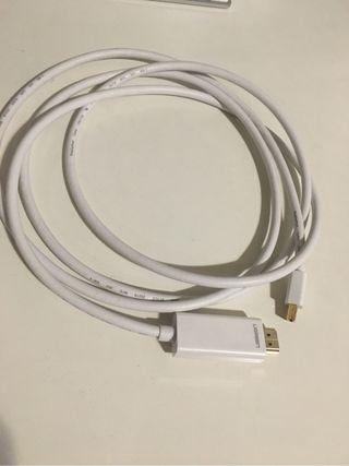 Cable hdmi dvi