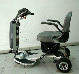 Moto scooter eléctrica para mayores