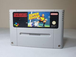 Super Soccer Super Nintendo