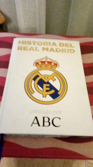 Album-libro Real Madrid.