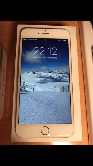 iPhone 6 plus 64 Gb Oro LIBRE