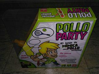 Juego pollo party