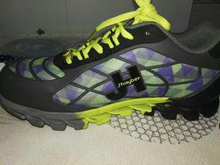 Botas Seguridad zapatillas j'hayber