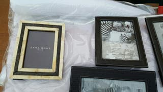 marcos para fotos imitacion piel