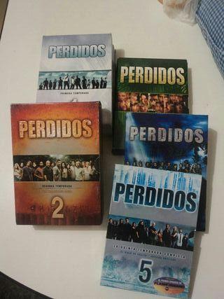 DVDs de sere Perdidos