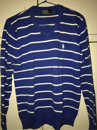 Jersey azul Polo Ralph Lauren