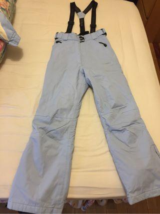 Pantalon ski de boomerang