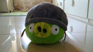Peluche angry bird