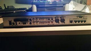 Sistema Cisco de Telepresencia-Videoconferencia
