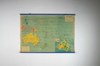 Mapa escolar