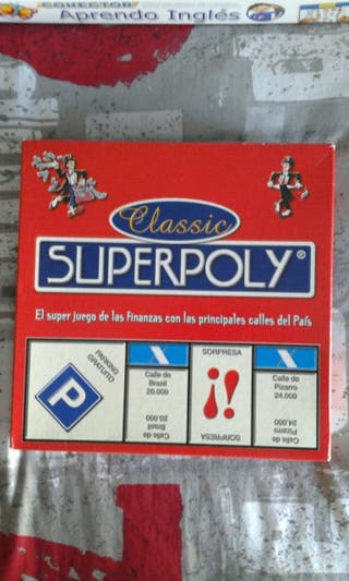 juego superpoly clasic