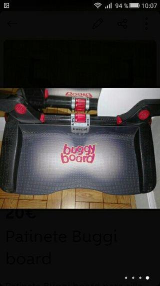 2 patinetes buggi board