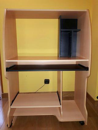 Mueble mesa ordenador