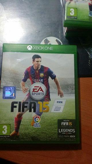 FIFA 15 Para xbox one
