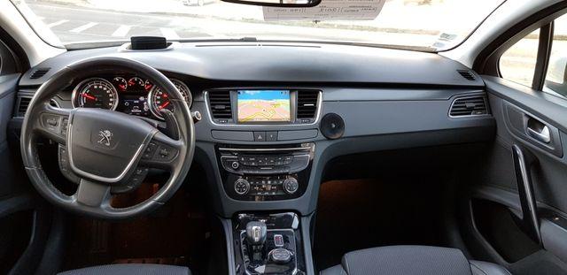 Peugeot 508 diesel y hybrido 200cv