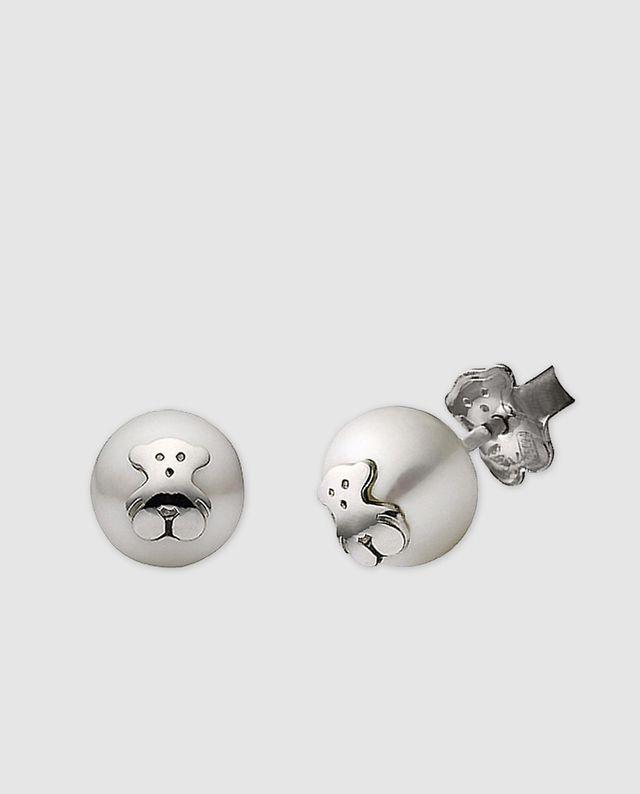 pendientes perlas tous