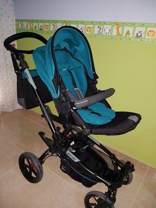 Carro bebé Jane Epic