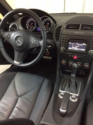 Mercedes-benz slk 200 kompressor