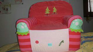 sillón niña