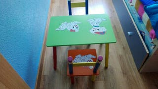Mesa de niño