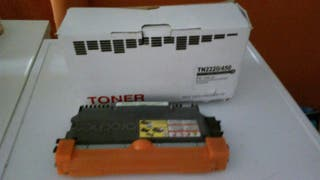 laser tonner original brother nuevo