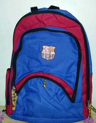 mochila oficial barsa
