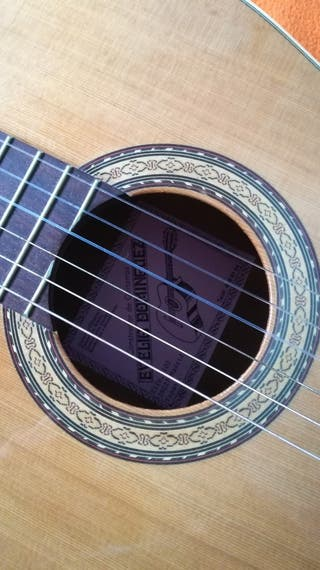 Guitarra Evelio Domiguez '94